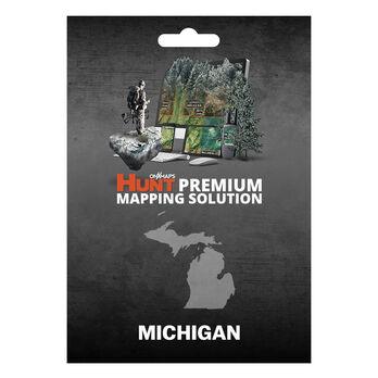 onXmaps HUNT GPS Chip for Garmin Units + 1-Year Premium Membership, Michigan