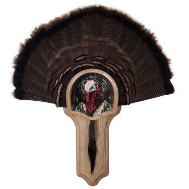 Walnut Hollow Deluxe Turkey Display Kit with Turkey Profile Image