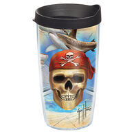 Tervis 16-oz. Guy Harvey Pirate Skull Tumbler