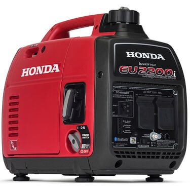Honda Generator EU2200i Companion Inverter Generator with CO-MINDER