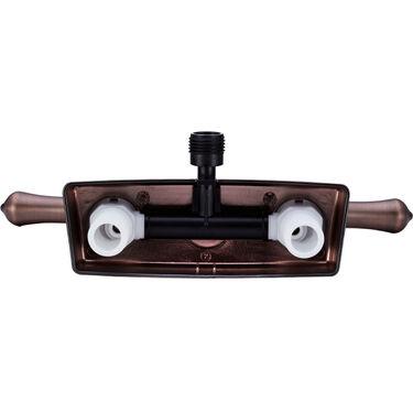 Dura Faucet Classical RV Shower Faucet, Oil Rubbed Bronze