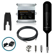 Smoothtalker Stealth X-Tube RV X6 Pro Extreme Power Cellular Signal Booster with AC/DC Wall Power