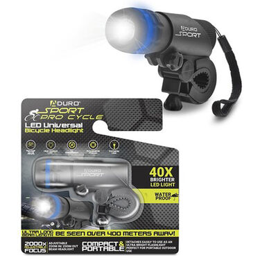 Aduro Sport Bike Headlight / Flashlight