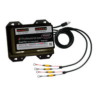 PS2 Professional Series Battery Charger, Two 15 AMP Banks