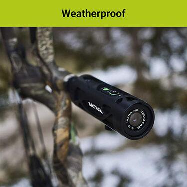 Tactacam 5.0 Hunting Action Camera, Gun Package