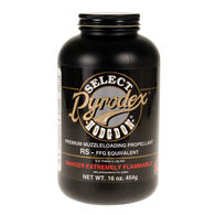 Hodgdon Pyrodex Select Rifle/Shotgun Powder