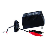 Universal Power Group 12-Volt Dual Stage Charger With Clips