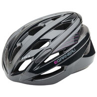Louis Garneau Black Sharp Helmet, SM