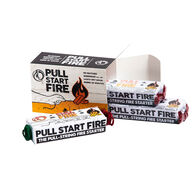 PULL START FIRE Firestarter, 3-Pack