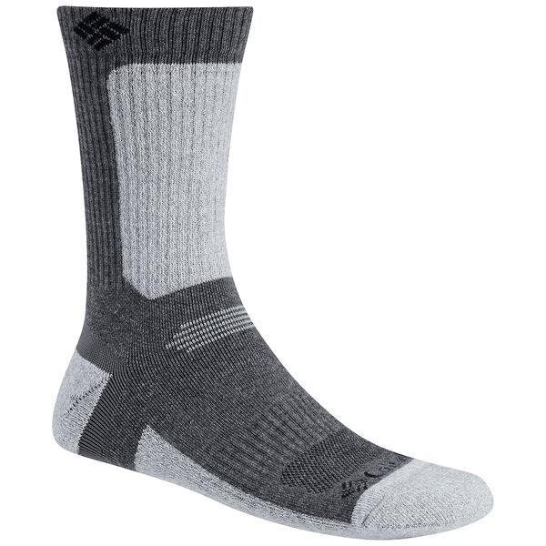 Columbia Men's Lightweight Hike Crew Sock