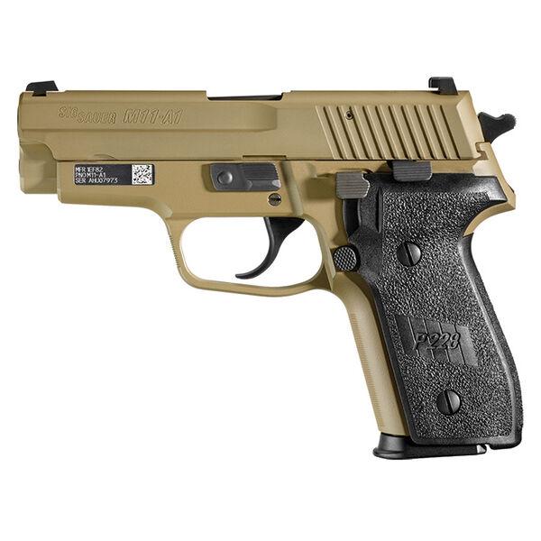 SIG Sauer M11-A1 Desert Handgun