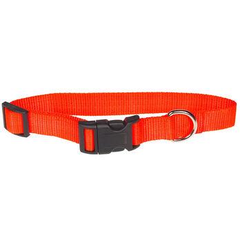 Scott Pet Adjustable Nylon Dog Collar, Medium