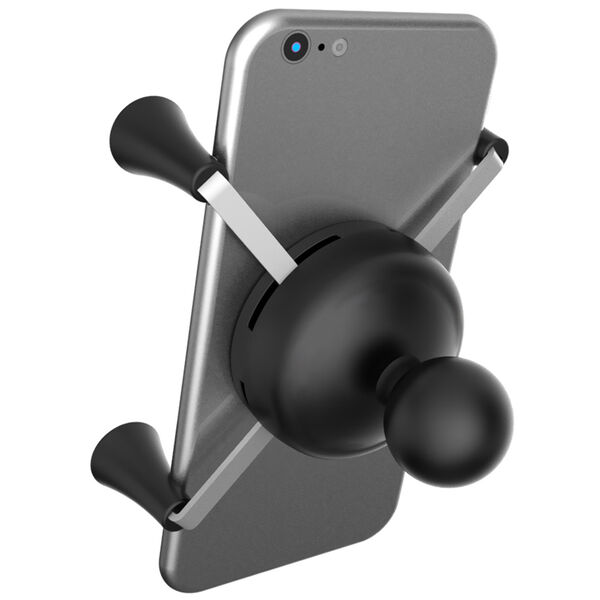 "RAM Mount Universal X-Grip Cell Phone Holder With 1"" Ball"