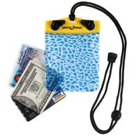 "Dry Pak Floating Waterproof Wallet Case, 4"" x 4"""