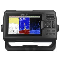 Garmin Striker Plus 5cv GPS Fishfinder with Quickdraw Contours Mapping Software