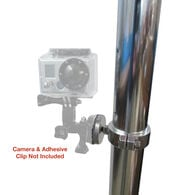 """Rupp GoPro Clamp, 1.625"""" O.D."""
