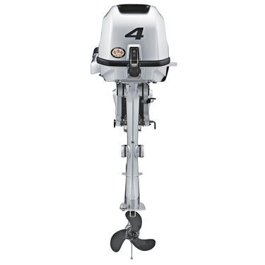 "Honda BF4 Portable Outboard Motor, 4 HP, 15"" Shaft"