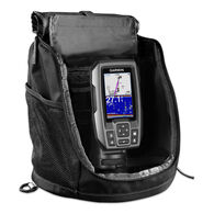 Garmin Striker 4 CHIRP GPS Fishfinder Portable Bundle