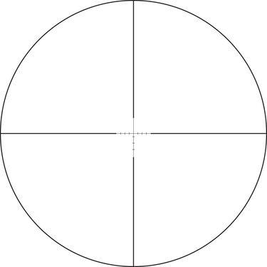 Vortex Crossfire II Riflescope, 3-9x40, Dead-Hold BDC Reticle