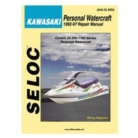 Seloc PWC Engine Maintenance And Repair Manual, Kawasaki '92-'97 550-1100 Series