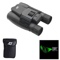 Cassini K-9 Green Laser Day/Night Binoculars, 8x32mm