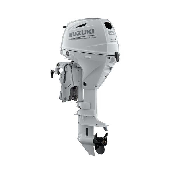 Suzuki 25 HP Outboard Motor, Model DF25ATLW3