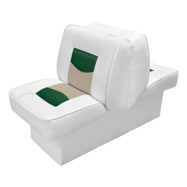 Overton's Premium Cuddy Vinyl Back-To-Back Lounge Boat Seat