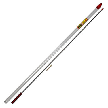 """Pro-Shot 1-Piece 36"""" Rifle Micro-Polished Cleaning Rod, .22 to .26 Cal."""