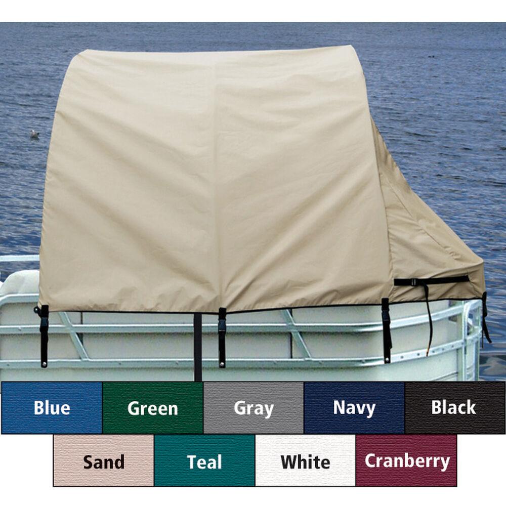 Pontoon Tent Enclosure