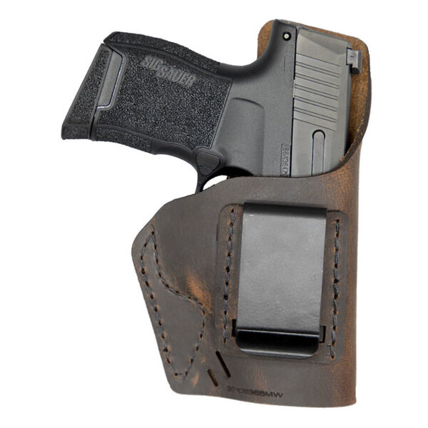 Versacarry Element IWB Size 2 Holster, Brown