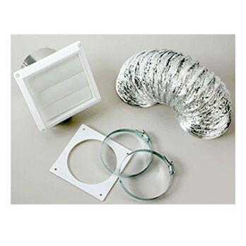 Splendide Dryer Vent Kit - All Metal