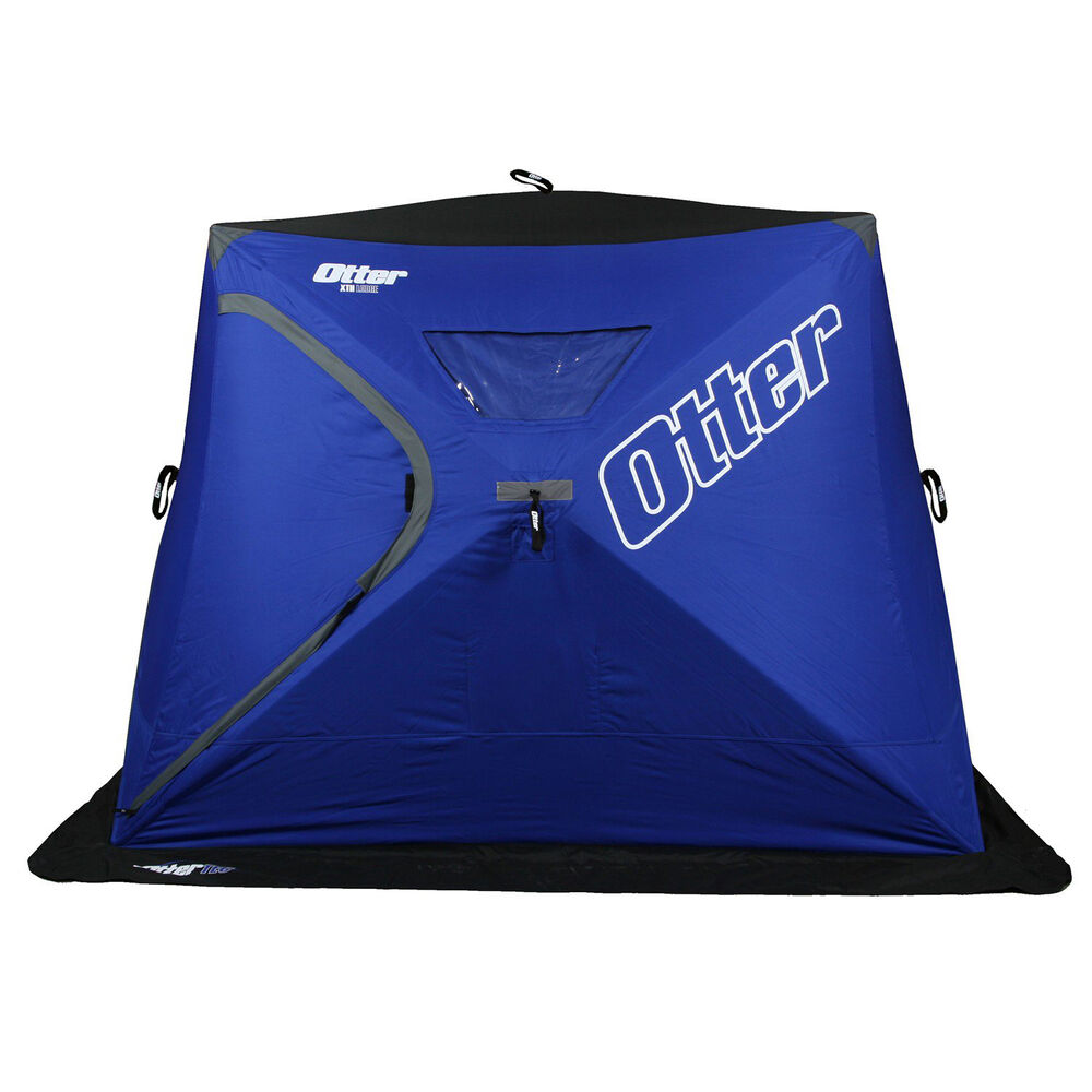 Otter XTH Hub Shelter, Lodge Package