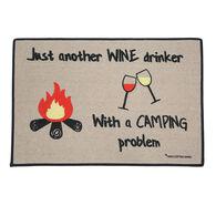 "Wine Drinker Mat, 18"" x 27"""