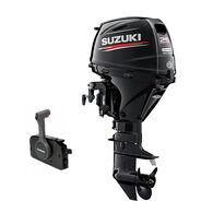 Suzuki 25 HP Outboard Motor, Model DF25ATL2