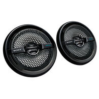 "Sony Marine XS-MP1611 6.5"" Dual Cone Speakers, black, pair"