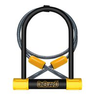 OnGuard Bulldog U-Lock with Cable
