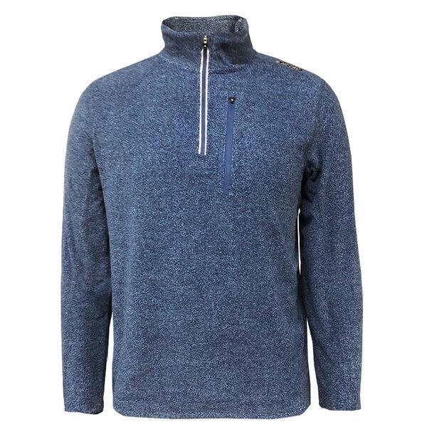 HI-TEC Men's Rogers Stripe Fleece 1/4-Zip Pullover