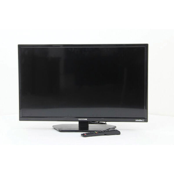 """Greystone LED RV TV with Stand, 32"""" Screen"""