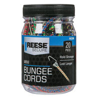 20 Pc. Mini Bungee Cord Jar