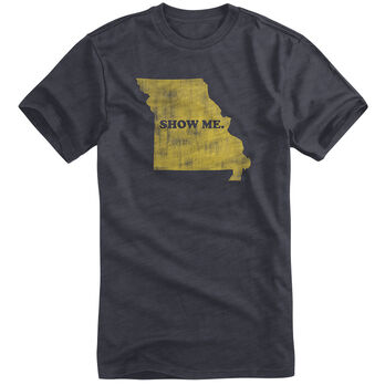 Points North Men's Missouri State Pride Short-Sleeve Tee