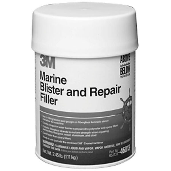 3M Marine High-Strength Repair Filler, Quart