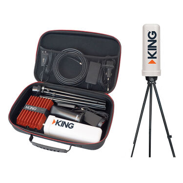 KING KX3000 Extend Go Portable Cellular Booster