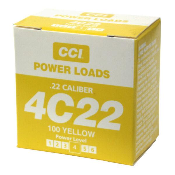 D.T. Systems CCI 4C22 (Yellow) Medium Power Loads
