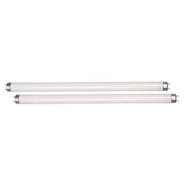 """Incandescent Replacement LED Fluorescent Tubes, 12"""", 2 pack"""
