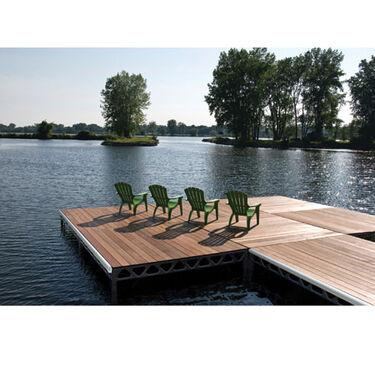 Dock 2 GO Stationary 4' x 8' Dock Kit