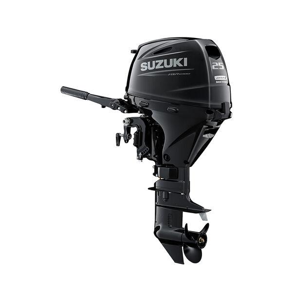 Suzuki 25 HP Outboard Motor, Model DF25ATHL3