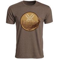 Vortex Men's Short Sleeve Peak Logo T-Shirt