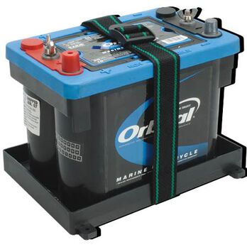 Large Battery Tray For 27 Series
