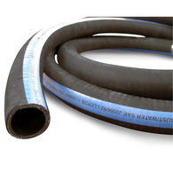 "Shields ShieldsFlex II 5/8"" Water/Exhaust Hose With Wire, 25'L"