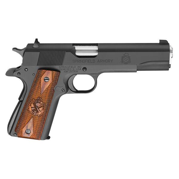 Springfield 1911 Mil-Spec Handgun
